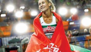 Эльвира Герман завоевала бронзу - фото