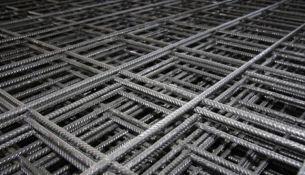 Роль металлической сварной сетки - фото