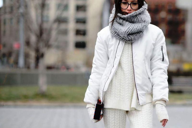 Зимние женские куртки - фото