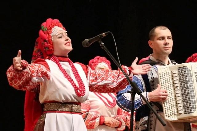 Ансамбль «Полесские зори» - фото