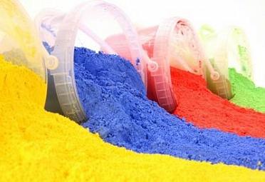 Разновидности порошковых красок - фото