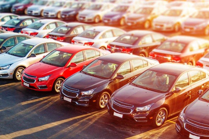 цвета автомобилей - фото