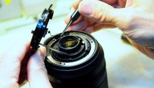 Причины поломки фотоаппаратов - фото