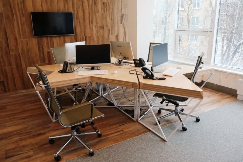 Дизайн-проект офиса - фото
