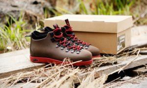 Ботинки в дождливую погоду - фото