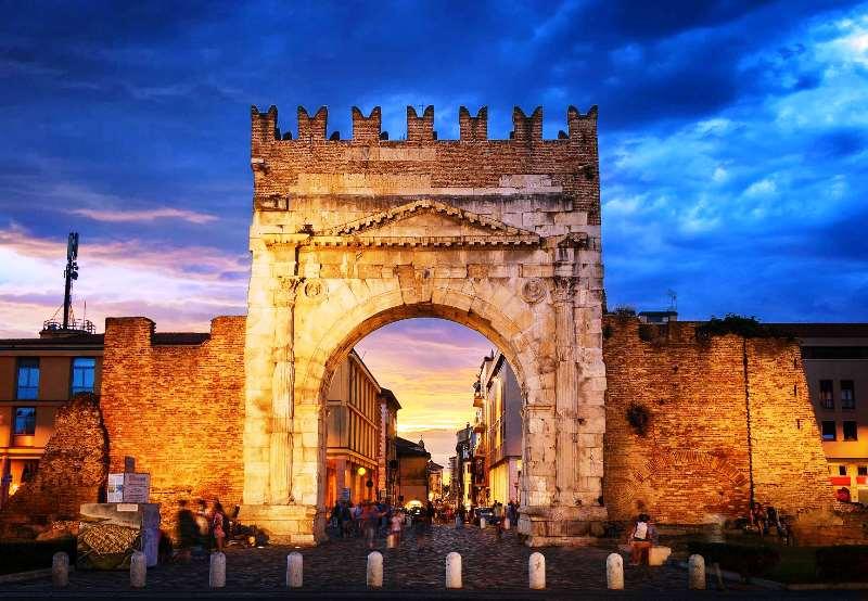 Римини - фото