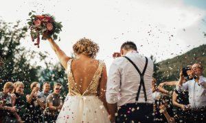 Веселая свадьба: ТОП-10 развлечений для торжества - фото
