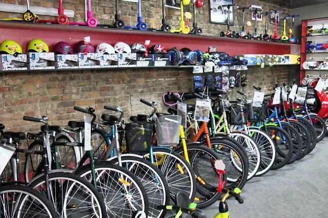 Велосипеды - фото