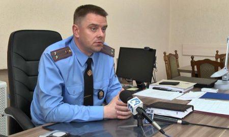 Дмитрий Коровяковский - фото, Пинский ГОВД
