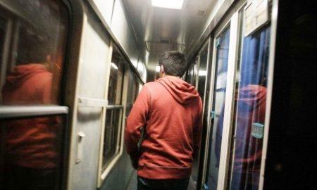 украли в поезде - фото