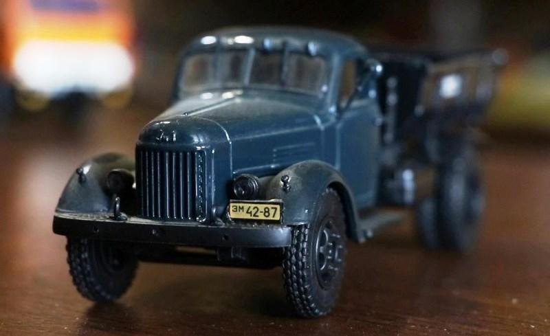 Модель автомобиля - фото