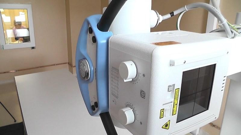 Рентген-аппарат - фото