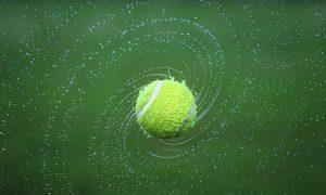 Теннис - фото