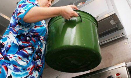 отключения горячего водоснабжения - фото