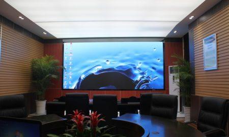 светодиодный экран - фото