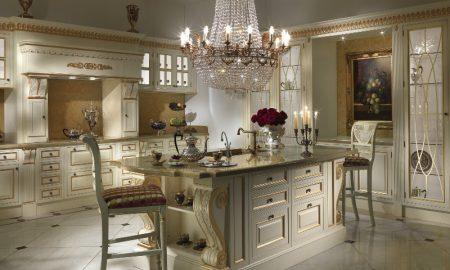 элитная кухня - фото