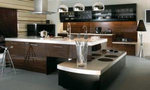 элитные кухни - фото