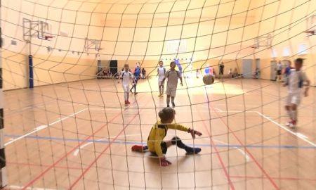 Мини-футбол - фото