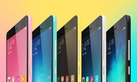 китайские смартфоны -фото