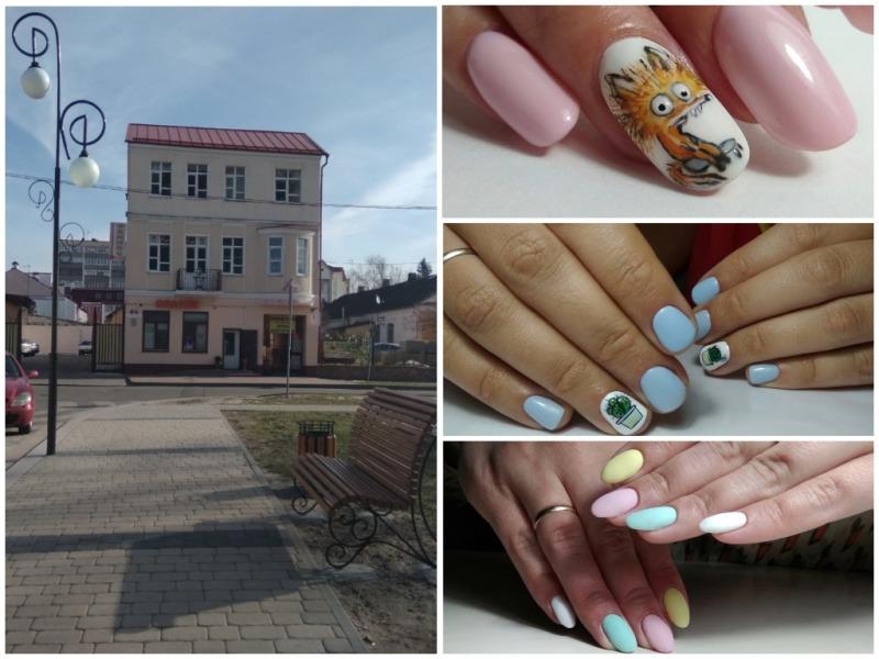 Центр ногтевой эстетики в Пинске, маникюр - фото