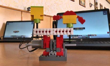 Лего - фото