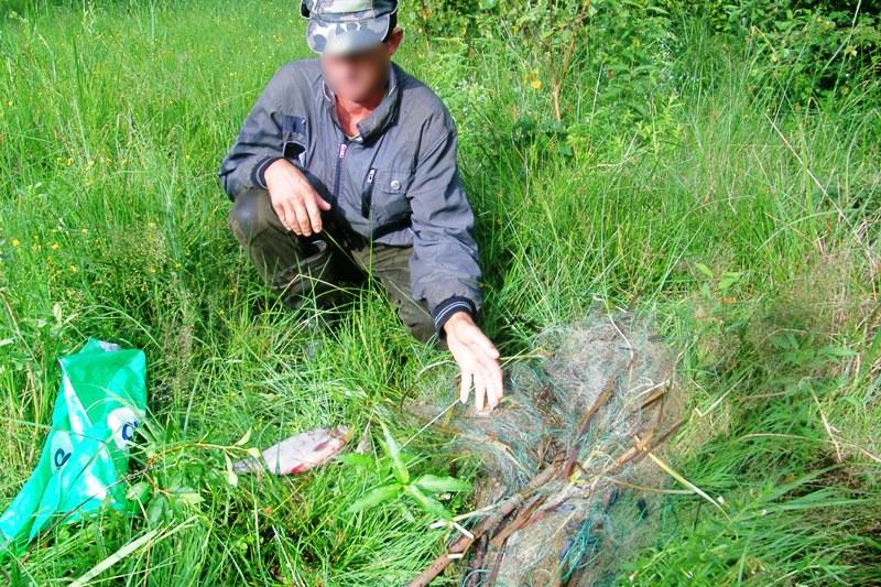 Рыбака из Украины задержали - фото