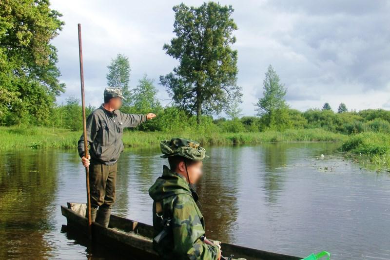 Рыбака из Украины задержали пограничники