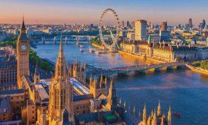Лондон - фото