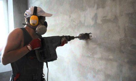 пьяный строитель получил травму - фото