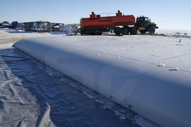 Виды резервуаров для топлива и ГСМ - фото