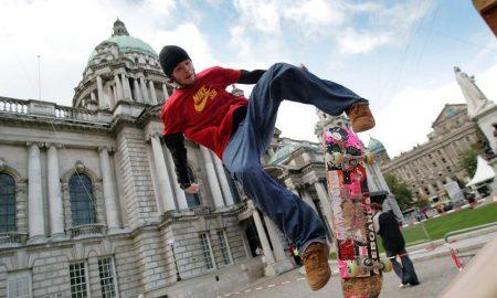 стиль одежды скейтеров - фото