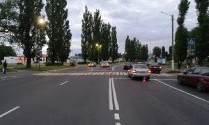 ДТП с участием пешеходов - фото