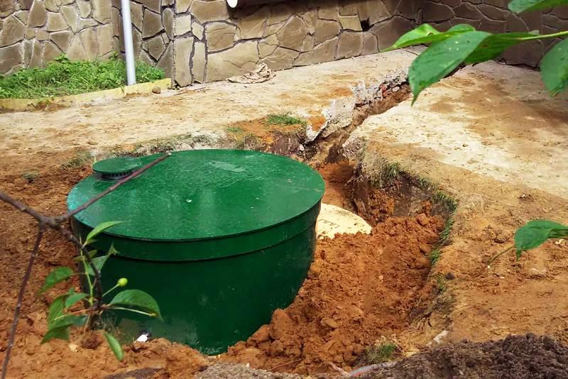 Evo Stok Bio 7-септик с биофильтром - фото