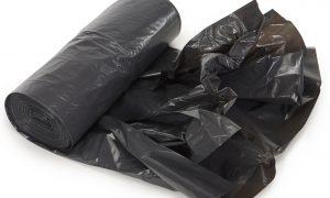 пакеты для мусора - фото