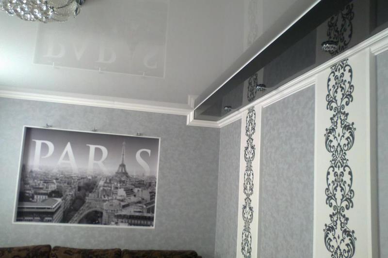 Натяжные потолки в Пинске по суперцене - фото