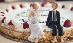 Торт - фото