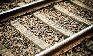 Железная дорога - фото
