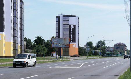 По ул. Брестской в Пинске построят 4 десятиэтажных дома - фото