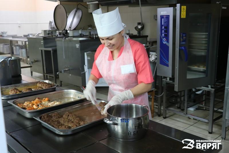 чем кормят в Пинской центральной больнице - фото