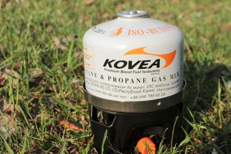 Газовые баллоны для горелки - фото