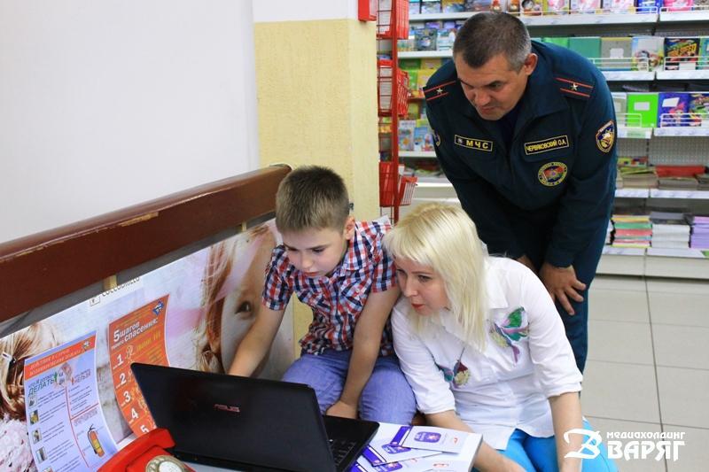 акция «В центре внимания - дети» - фото