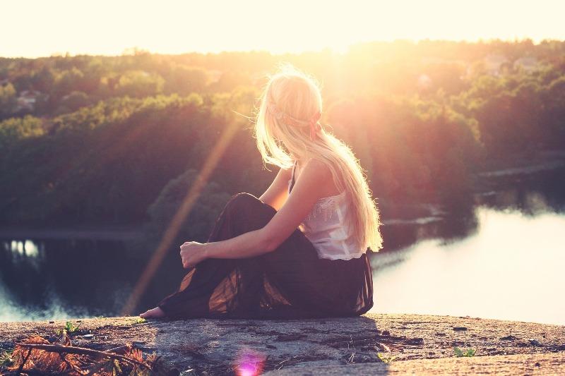 Девушка - фото