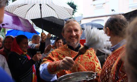 Медовый Спас в Пинске - фото