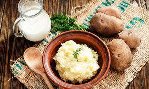 меньше картошки - фото