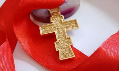 православный крест - фото
