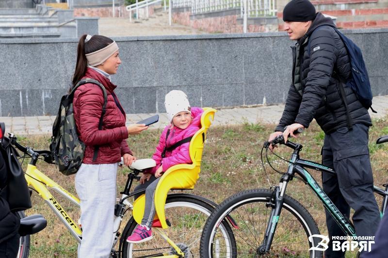 Велопробег - фото
