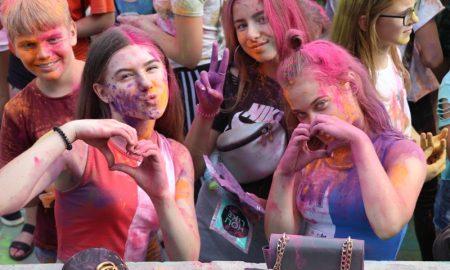 Color Fest в Пинске - фото 2019