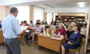 День библиотек в Пинске - фото
