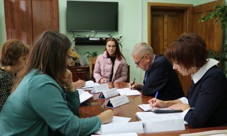 прием граждан в Пинске - фото