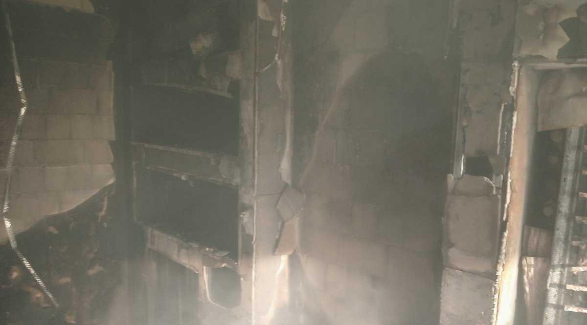 Пожар из-за электросамоката: в Солигорске горела квартира - фото МЧС